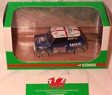 Mini Cooper Classic Neil Burgess WRC 2004 Wales Rally GB Ltd edition mib