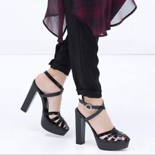 Zara Casual Block Heels for Women
