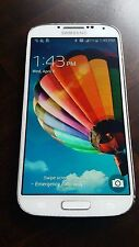 Samsung Galaxy S4 SGH-I337 - 16GB - Frost (AT&T) Smartphone White