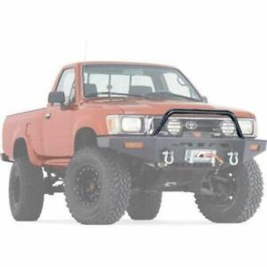 68451 Warn Rock Crawler Grille Guard Tube Toyota 4WD Pickup 1989-1995