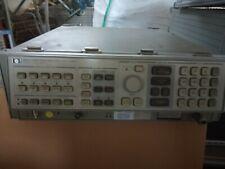 Hewlett Packard 8567A RF Analizzatore di Spettro con l'opzione 002 (10 KHz - 1.5