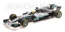 Minichamps F1 Mercedes AMG W08 Lewis Hamilton 1/18 Chinese GP 2017 LE 240 pcs.