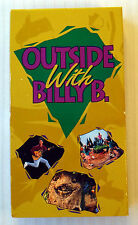 Outside With Billy B. ~ VHS Movie Video Tape ~ Kids Childrens 90's Sing Dance