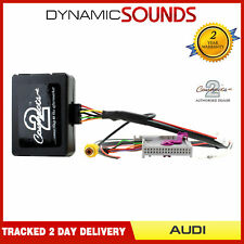 """CAM-AU5-AD Camera Add On Interface For Vehicles with 6.5"""" Display Audi A3 A4 TT"""