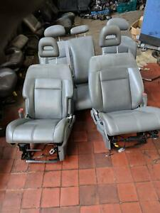 CHRYSLER PT CRUISER 2007 Misc SET OF GREY LEATHER SEATS #0000172940