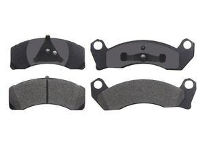 Road Tuff Semi-Metallic Brake Pads Front PMD499