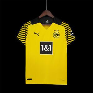 2021/22 Borussia Dortmund Home Shirt