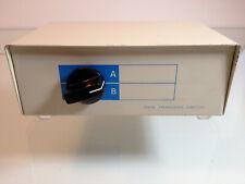 Belkin Video Data Transfer Kit 3-Ports External Video Switch