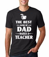 Teacher's Dad Gift For Father T-shirt Teacher Gift Idea Gift For Dad