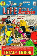 LIFE WITH ARCHIE #138 Fine, Betty and Veronica, Jughead, Archie Comics 1973