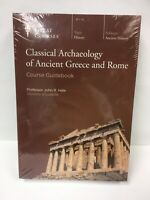 Great Courses DVD Classical Archaeology of Ancient Greece and Rome, John R. Hale