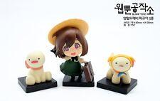 Korea webtoon Minifigure Socks Goblin Set  (New Sealed)