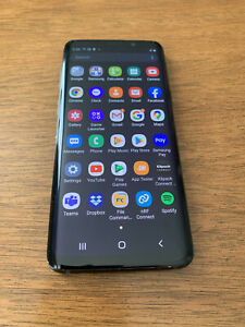 Samsung Galaxy S9 SM-G960 - 64GB - Midnight Black (Unlocked)
