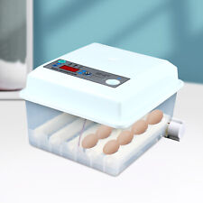 16egg Automatic Incubator Digital Turner Hatcher Chicken Egg Temperature Control