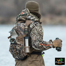NEW RIG'EM RIGHT WATERFOWL STUMP JUMPER BACKPACK BACK PACK BLIND BAG MAX-5 CAMO