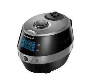 CUCHEN CJS-FA0601V Electiric Rice Cooker 6 Cups Auto Steam Cleaning 220V 60Hz