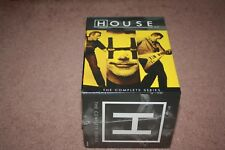 House: The Complete Series (DVD, 2012, 41-Disc Set, Subtitled) *Brand New Sealed