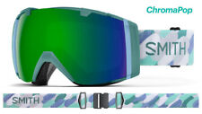 Smith Optics I/O Saltwater Fresco ChromaPop Sun Green Mirror Lens Ski Goggles