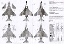 HI Decal 1/48 McDonnell F-4D Phantom #48025