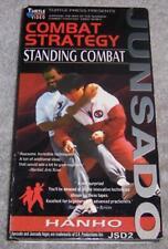 Junsado Combat Strategy Standing Combat Hanho VHS Video Martial Arts