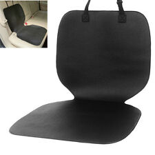 Baby Safety Car Seat Protector Mat Cushion Seat Cover Anti-Slip Waterproof Black