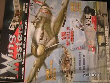 ** Wing Masters n°25 SO-4050 Vautour / Février 1944 la big Week / Spit Mk IX