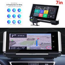 FHD 1080P Dual Lens Car DVR Driving Recorder Android GPS Navigation WIFI ADAS