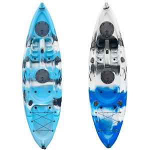 Hot surf 69 sit on top adult kayak fishing package single kayak 2.7M