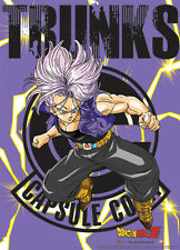 "42"" Offically Licensed Dragon Ball Z Trunks Fabric Poster Wall Scroll GE-77518"
