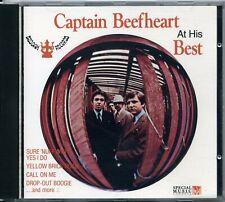 CAPTAIN BEEFHEART AT HIS BEST CD BUDDAH DON VAN VLIET 1989