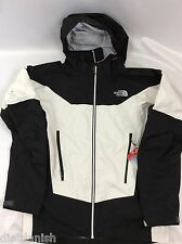 The North Face Men's Hyalite Jacket Summit Series TNF Black White Size XL