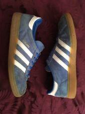 Adidas Munchen Blue Suede UK 10