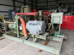 JOY TWISTAIR ROTARY COMPRESSOR 100 HP