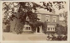 Eastoft, Goole posted House. Written tp Mrs Nicholson, Hatfield.
