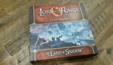 lord of the rings the land of shadow the card game expansion