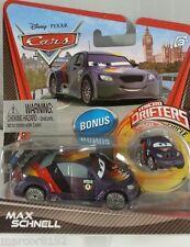 Disney Pixar Cars Die Cast Car Max Schnell W/ Bonus Micro Drifters New