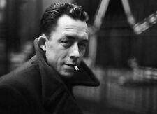 Modern Postcard - Albert Camus - Writer, Philosopher, Author Myth of Sisyphus