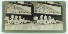 Underwood Stereoview Triple-Bodied Monster, Athens,Greece Rare 100 Card Set 1907