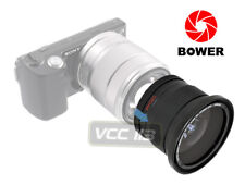 Fisheye & Macro Lens For Sony Alpha NEX-5 / NEX-3 NEX5 18-55mm 16mm