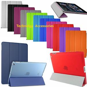 Smart Magnetic Case For iPad Air 1 2 3 4 iPad 9.7 2017/18 Pro 11 iPad 10.2 Mini