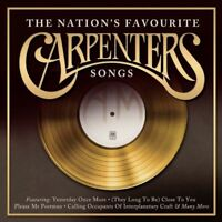 (The) Carpenters: The Nation's Favourite Songs CD (Greatest Hits / Very Best Of)