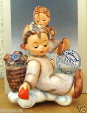 HUM #481 LOVE FROM ABOVE TM7 GOEBEL M.I. HUMMEL FIGURINE ORNAMENT 1998 NIB