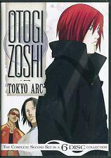Otogi Zoshi - Tokyo Arc (vols 3-6, episodes 14-26) (DVD, 2008, 6-Disc Set)