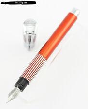 Waterman Horizon Harley Davidson Cartridges Fountain Pen in Orange with M-nib