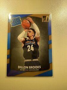 Dillon Brooks Rookie Memphis Grizzlies Basketball Card