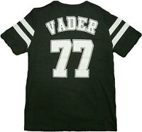 Star Wars Mens Darth Vader 77 2-Sided Shirt NWT S, M, L, XL