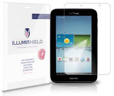 iLLumiShield HD Screen Protector w Anti-Bubble/Print 3x for Galaxy Tab 2 7.0