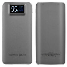 AU 50000mAh Power Bank 2USB LCD Battery Charger For iPhone 8 X 8Plus XS XR XSMax