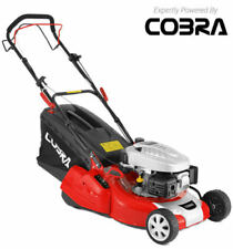 Cobra RM46SPC 46cm Self Propelled Rear Roller Lawnmower. Cobra DG450 OHV Engine