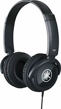 YAMAHA JAPAN Pro Audio Headphone Music monitor HPH-100B Black